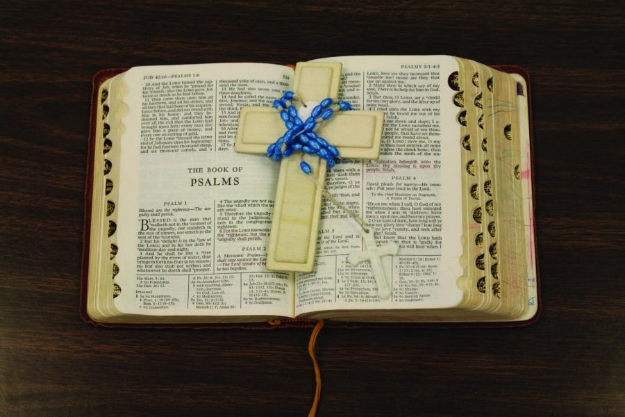 The+Holy+Bible+is+the+sacred+text+for+Christians