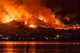 Update: California Wildfires