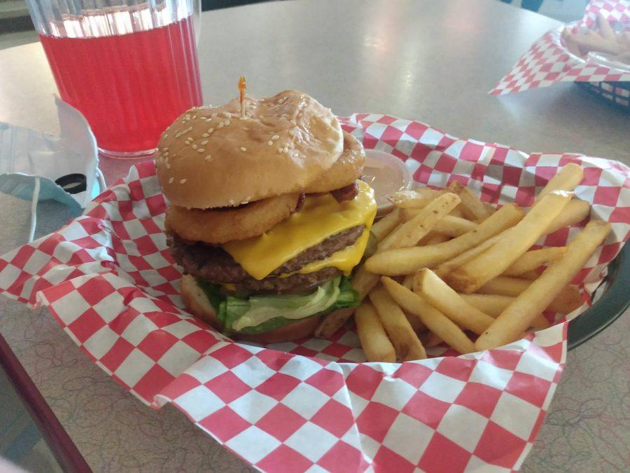 Morrison's Menu: Bowling Ally Food