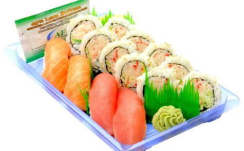 Morrison's Menu: Good Sushi